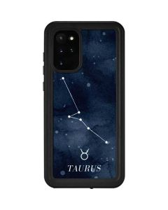 Taurus Constellation Galaxy S20 Plus Waterproof Case