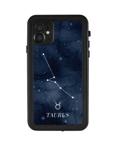 Taurus Constellation iPhone 11 Waterproof Case
