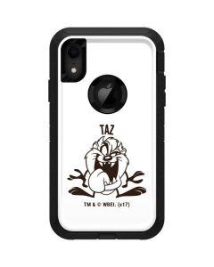 Taz Big Head Otterbox Defender iPhone Skin