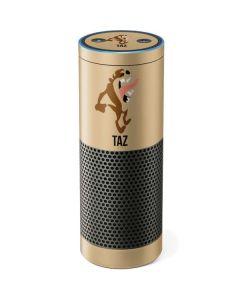 Taz Identity Amazon Echo Skin