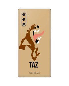 Taz Identity Galaxy Note 10 Skin