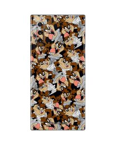 Taz Super Sized Pattern Galaxy Note 10 Skin