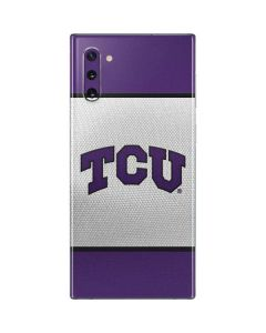 TCU Embroidery Galaxy Note 10 Skin