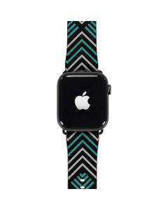 Techno Chevron Apple Watch Band 42-44mm