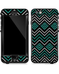 Techno Chevron LifeProof Nuud iPhone Skin