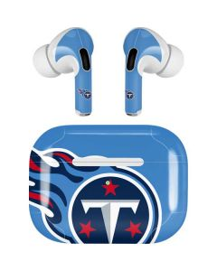 Tennessee Titans Large Logo Apple AirPods Pro Skin