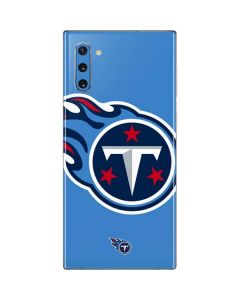 Tennessee Titans Large Logo Galaxy Note 10 Skin