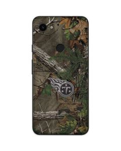 Tennessee Titans Realtree Xtra Green Camo Google Pixel 3a Skin