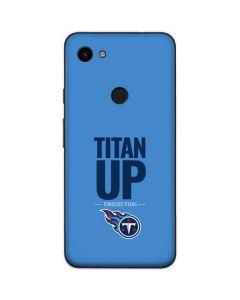 Tennessee Titans Team Motto Google Pixel 3a Skin