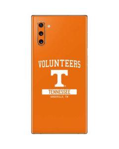 Tennessee Volunteers Galaxy Note 10 Skin