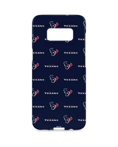 Houston Texans Blitz Series Galaxy S8 Plus Lite Case