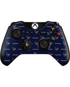 Houston Texans Blitz Series Xbox One Controller Skin