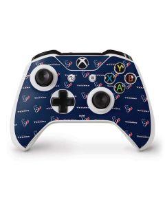 Houston Texans Blitz Series Xbox One S Controller Skin