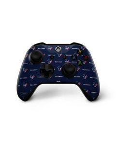 Houston Texans Blitz Series Xbox One X Controller Skin
