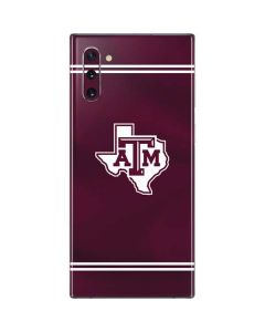 Texas A&M Alternative Galaxy Note 10 Skin