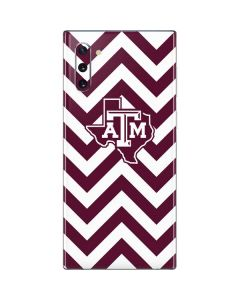 Texas A&M Chevron Galaxy Note 10 Skin