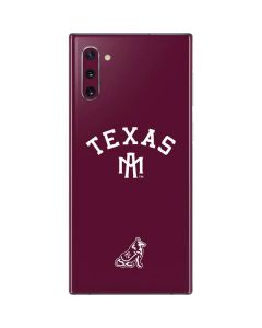 Texas A&M Galaxy Note 10 Skin