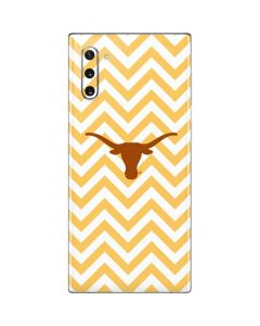 Texas Longhorns Chevron Galaxy Note 10 Skin