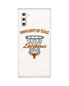 Texas Longhorns Net Galaxy Note 10 Skin