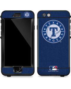 Texas Rangers Monotone LifeProof Nuud iPhone Skin