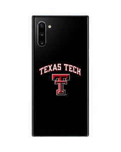 Texas Tech Red Raiders Galaxy Note 10 Skin