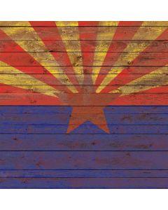 Arizona Flag Dark Wood Apple TV Skin