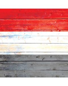 Yemen Flag Light Wood PS4 Pro/Slim Controller Skin