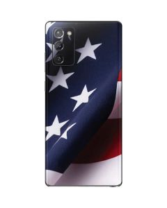 The American Flag Galaxy Note20 5G Skin