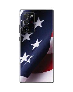 The American Flag Galaxy Note20 Ultra 5G Skin