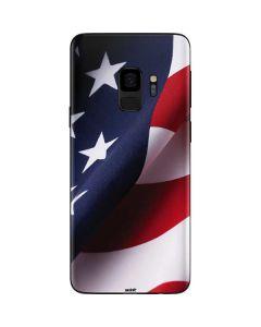 The American Flag Galaxy S9 Skin