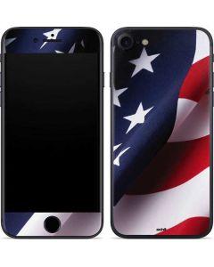 The American Flag iPhone SE Skin