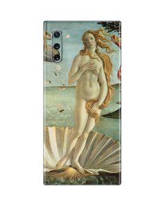 The Birth of Venus Galaxy Note 10 Skin