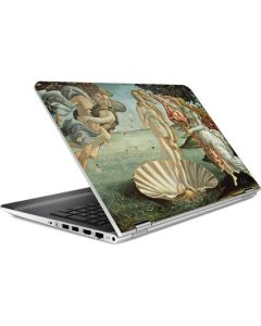 The Birth of Venus HP Pavilion Skin