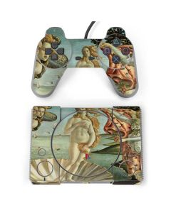 The Birth of Venus PlayStation Classic Bundle Skin