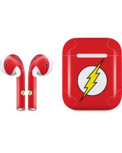The Flash Emblem Apple AirPods Skin
