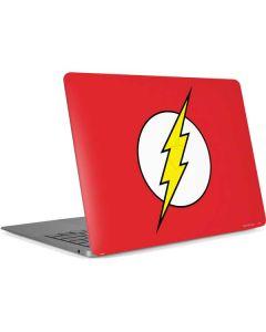 The Flash Emblem Apple MacBook Air Skin