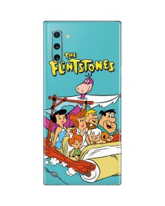 The Flintstones and Rubbles Galaxy Note 10 Skin
