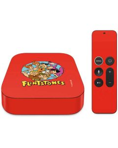 The Flintstones Apple TV Skin