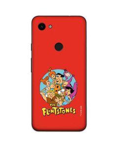 The Flintstones Google Pixel 3a Skin