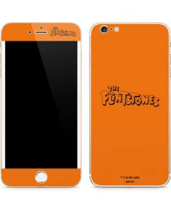 The Flintstones Outline iPhone 6/6s Plus Skin