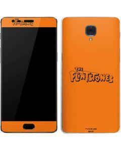 The Flintstones Outline OnePlus 3 Skin