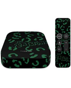 The Flintstones Pattern Apple TV Skin