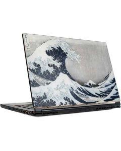 The Great Wave off Kanagawa MSI GS65 Stealth Laptop Skin