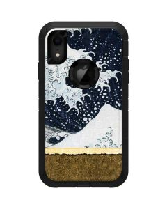 The Great Wave off Kanagawa Otterbox Defender iPhone Skin