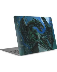 The Green Dragon Apple MacBook Air Skin