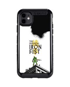 The Immortal Iron Fist iPhone 11 Cargo Case