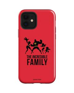 The Incredible Family iPhone 12 Case