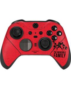 The Incredible Family Xbox Elite Wireless Controller Series 2 Skin
