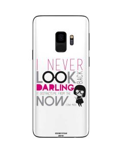 The Incredibles Edna Mode Galaxy S9 Skin