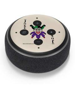 The Joker Calling Card Amazon Echo Dot Skin